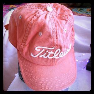 Titleist Golfer's Cap